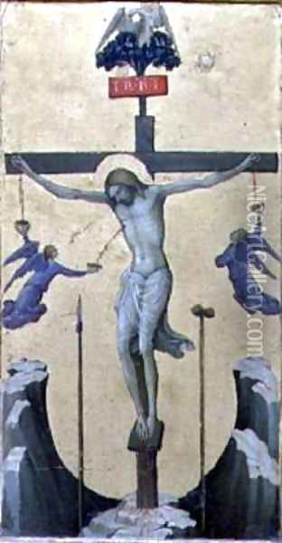 Crucifixion Oil Painting - Fra Angelico (Guido di Pietro)