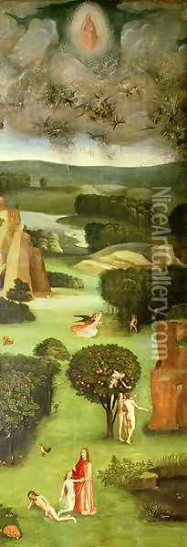 The Last Judgement (6) Oil Painting - Hieronymous Bosch