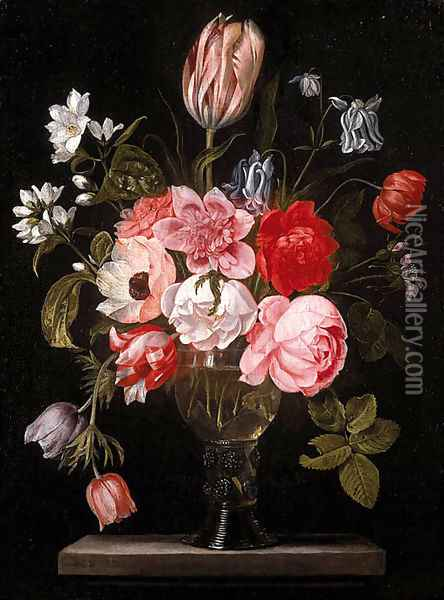 Untitled Oil Painting - Jan The Elder Brueghel