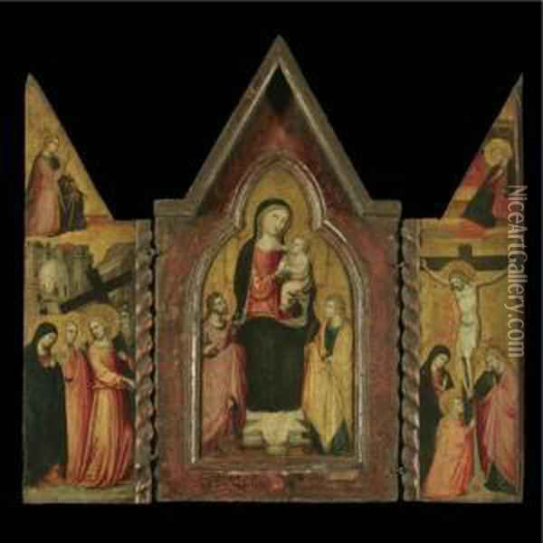 A Portable Triptych: Central 