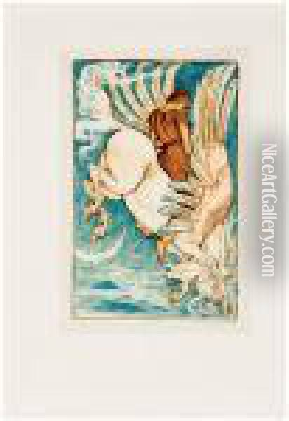 A Wonder Book For Girls & Boys. . . With 60 Designs By Walter Crane. Oil Painting - Walter Crane