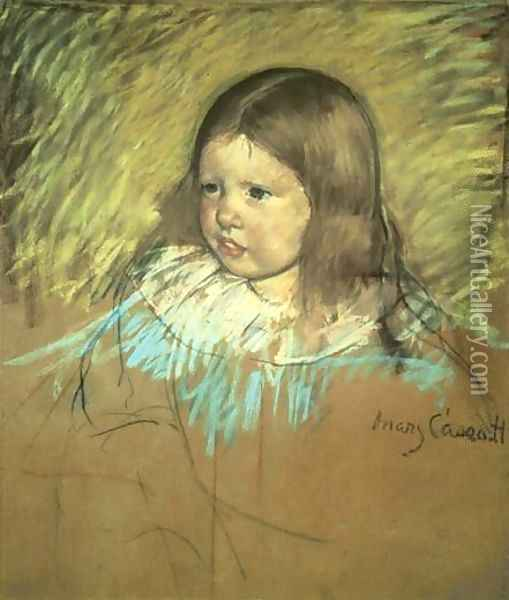 Margaret Milligan Sloan Oil Painting - Mary Cassatt