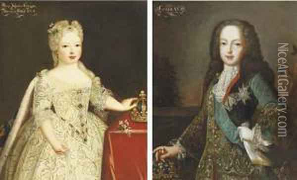 Portrait Of A 