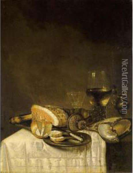 A Still Life With A Nautilus 