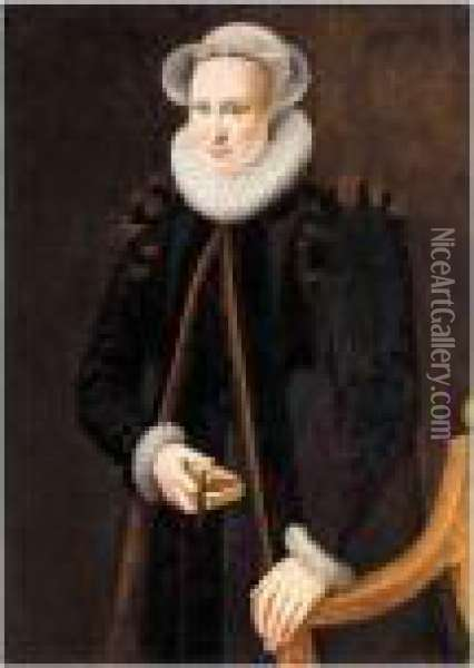 A Portrait Of A Lady, 