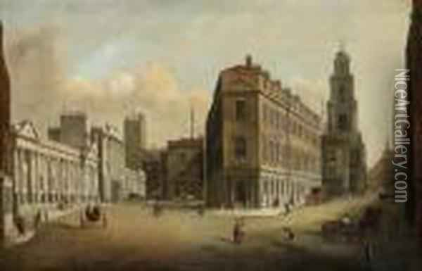 Threadneedle Street And 