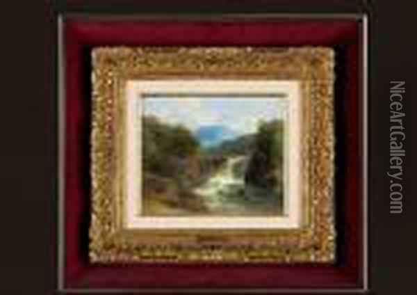 Landscape Oil Painting - John Brandon Smith