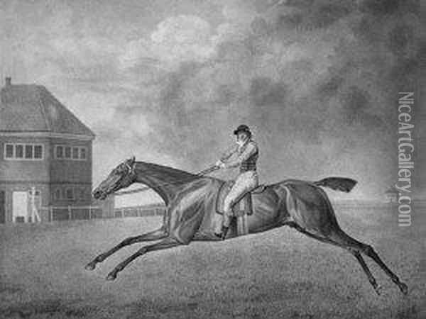 By Messers Stubbs Oil Painting - George Stubbs