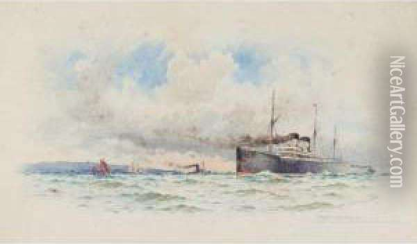 Homeward Bound, White Star Line 