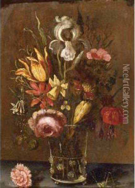 Still Life With An Iris, A 