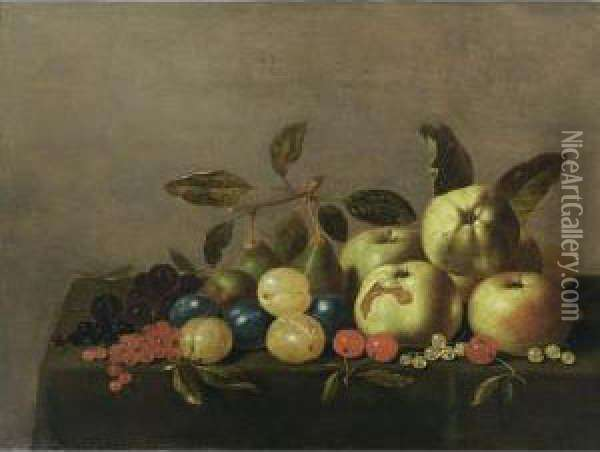 A Still Life With Quinces, 