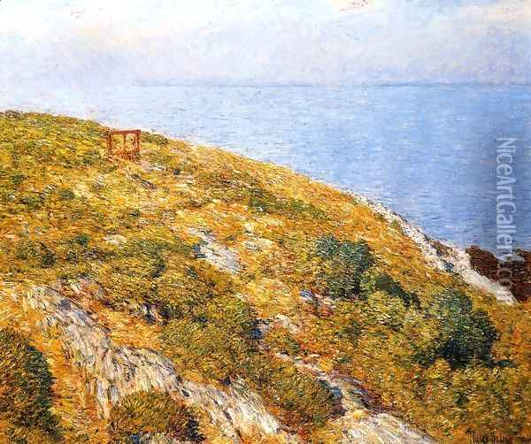 Isles of Shoals 4 Oil Painting - Childe Hassam