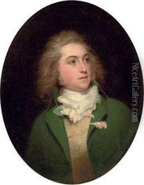 Portrait Of Lieutenant Paul 