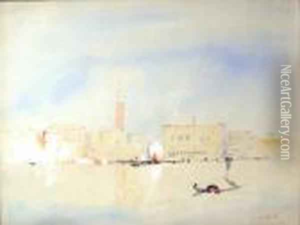 Brabazon , 'the Doges Palace - 