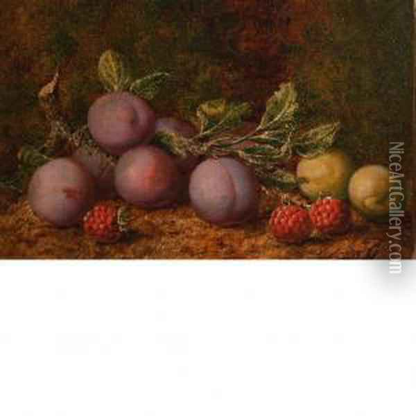 Still Life Oil Painting - George Clare