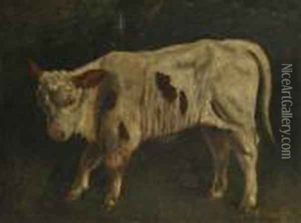 Leboeuf Oil Painting - Gustave Courbet