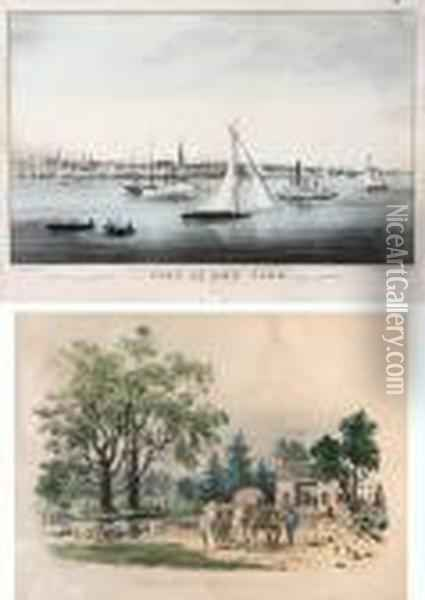Toll-gate, Jamaica; A Home On 