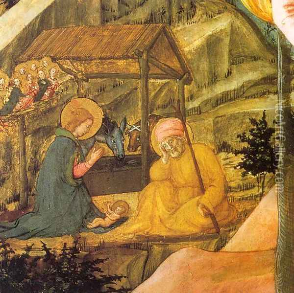 Funeral of St Jerome (detail) 3 Oil Painting - Filippino Lippi