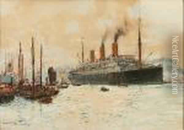 The Canadian Pacific Liner