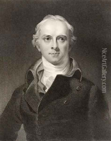 Samuel Lysons 1763-1819 Oil Painting - Sir Thomas Lawrence