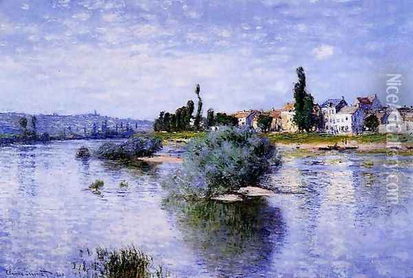 Lavacourt Oil Painting - Claude Oscar Monet