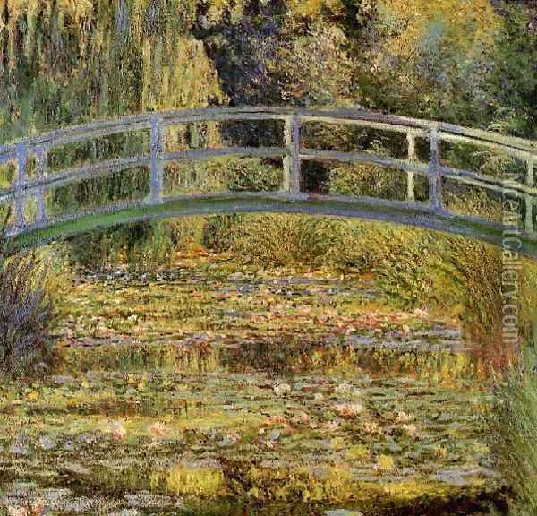 Water Lily Pond2 Oil Painting - Claude Oscar Monet