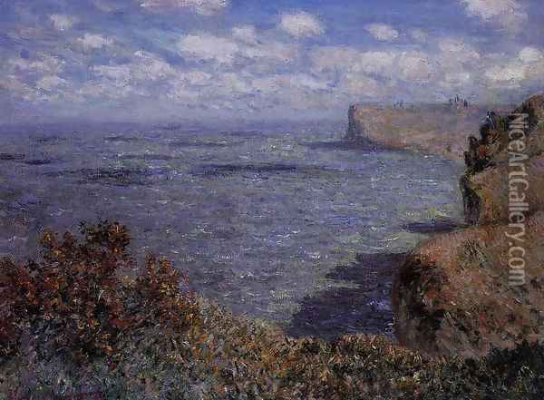 View Taken From Greinval Oil Painting - Claude Oscar Monet