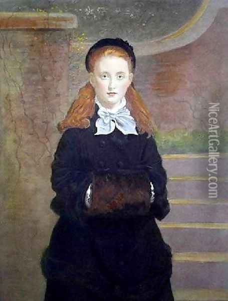 The Picture of Health Oil Painting - Sir John Everett Millais