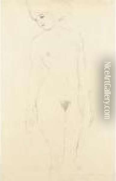 Akt Von Vorne, Das Gesicht Nach 