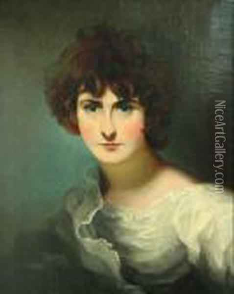 0147b5a4f5d A Portrait Of Miss Maria Siddons oil painting reproduction by Sir ...