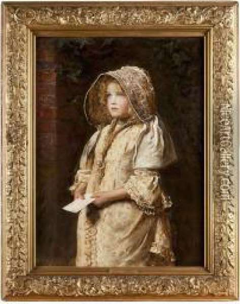 For The Squire Oil Painting - Sir John Everett Millais