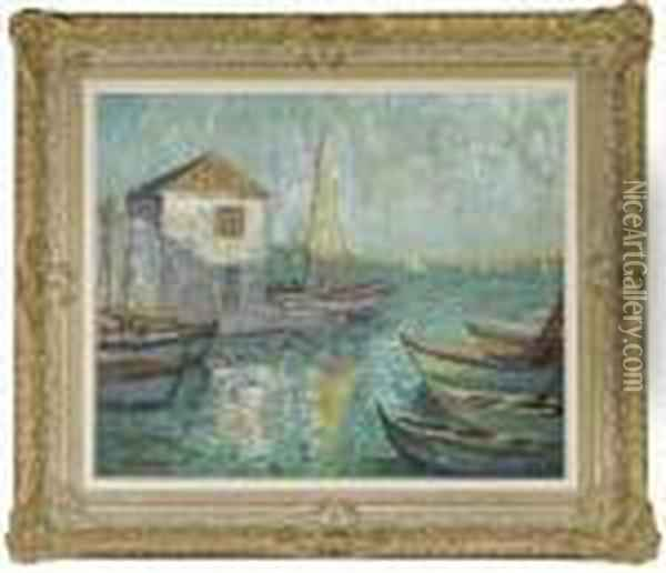 Morning Yachting Oil Painting - Claude Oscar Monet
