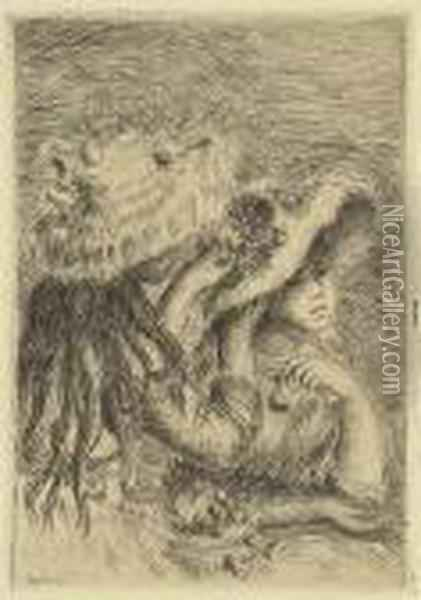 Two Etchings.