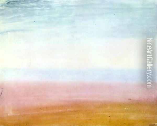Colour Beginning Oil Painting - Joseph Mallord William Turner
