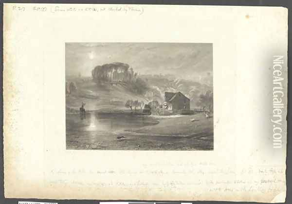 Colchester, Essex Oil Painting - Joseph Mallord William Turner