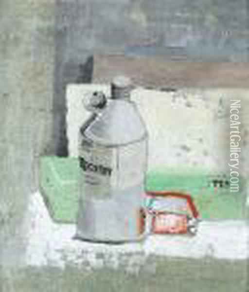 Still Life Oil Painting - Christopher Wood