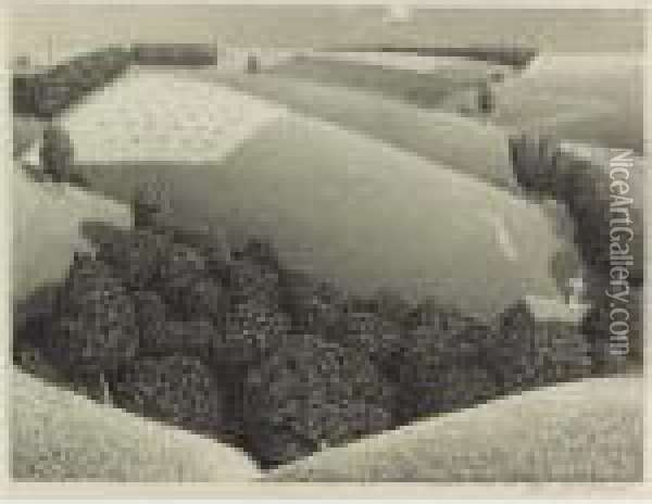 July Fifteenth (cole 5) Oil Painting - Grant Wood