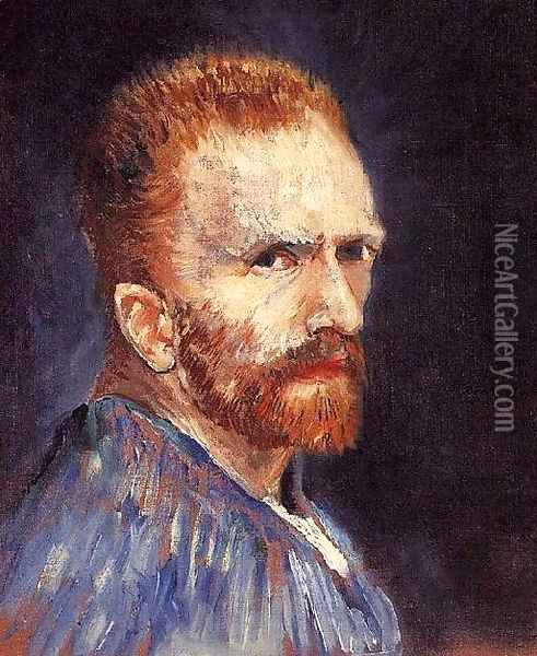 Self Portrait XI Oil Painting - Vincent Van Gogh
