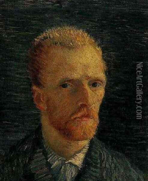 Self Portrait VIII Oil Painting - Vincent Van Gogh