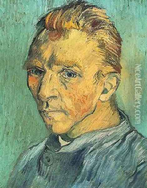 Self Portrait XIV Oil Painting - Vincent Van Gogh