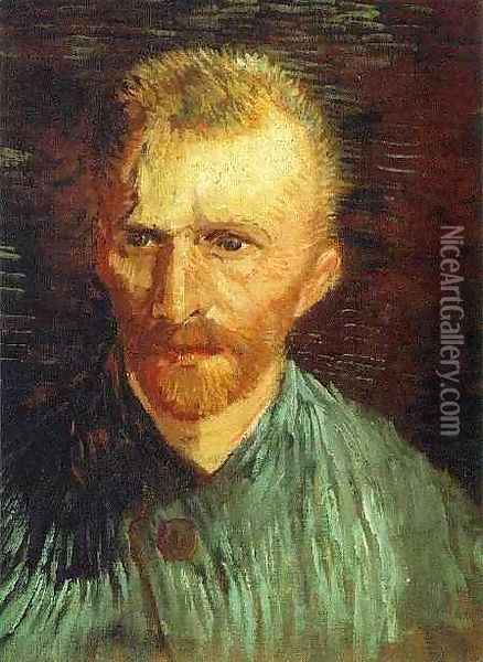 Self Portrait 5 Oil Painting - Vincent Van Gogh