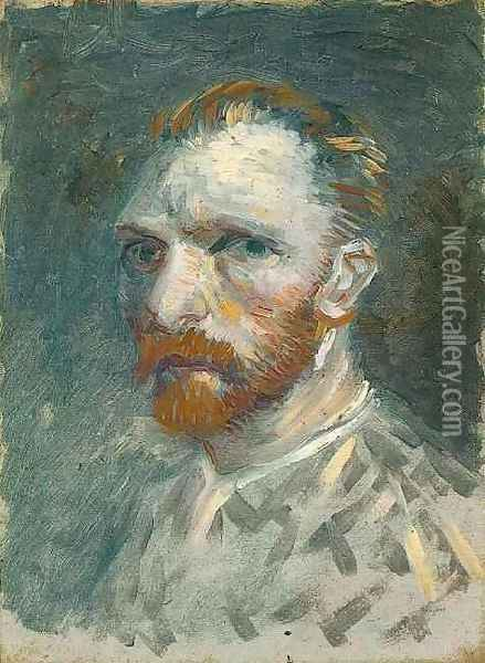 Self Portrait 3 Oil Painting - Vincent Van Gogh