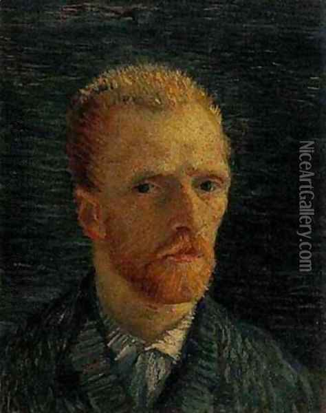 Self Portrait 1 1887 Oil Painting - Vincent Van Gogh