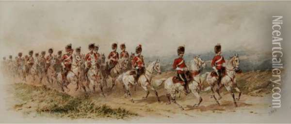 The Royal North British Dragoons