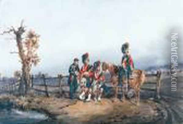 Major F.e.h. Farquharson V.c. 