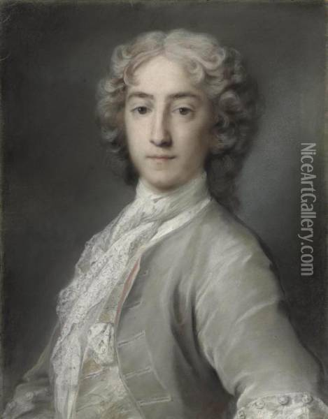 Portrait Of Lord Sidney 