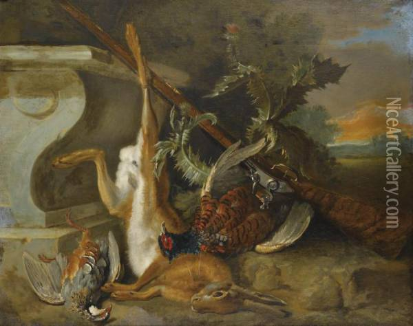 Jean-baptiste Oudry And Studio;;