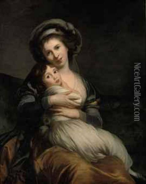 Portrait Of A Lady, 