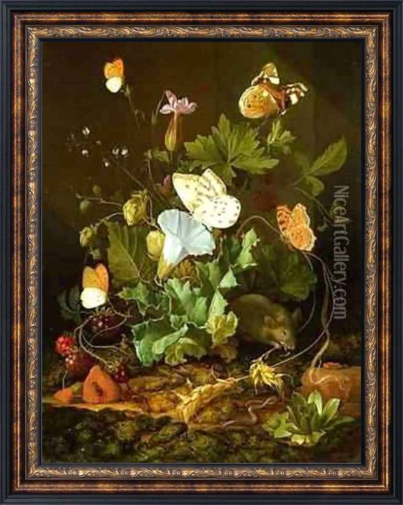 """Large oil painting beautiful still life roses flowers /& peach Strawberries 36/"""""""